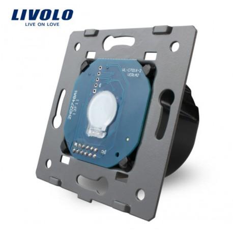 chassis + interrupteur variateur et récepteur Tactile 1 bouton - 1 voie