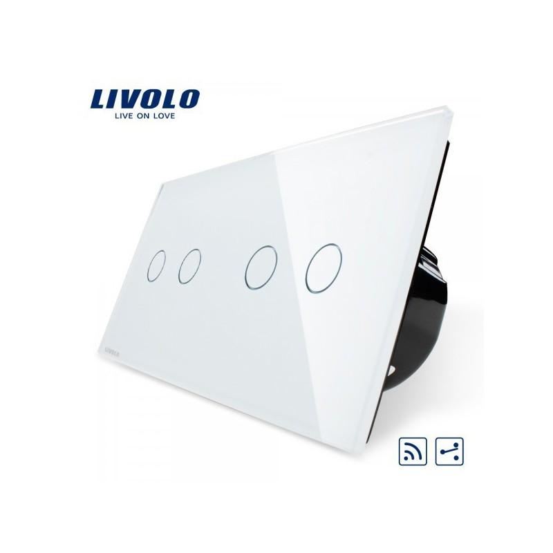 Ungewöhnlich Lichtschalter 2 Wege Zeitgenössisch - Elektrische ...