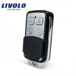 Télécommande LIVOLO tactile DESIGN en verre securit