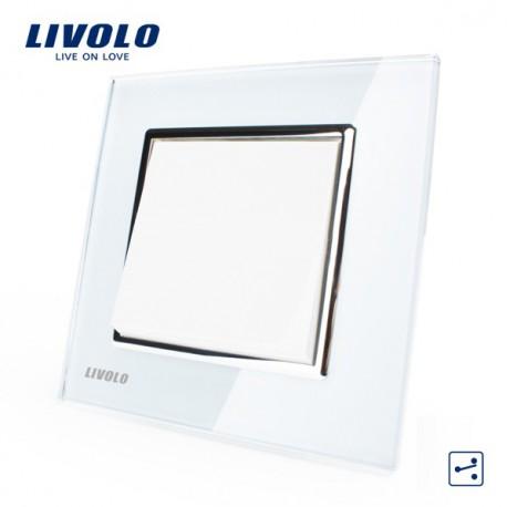 Wippschalter Lichtschalter Glas