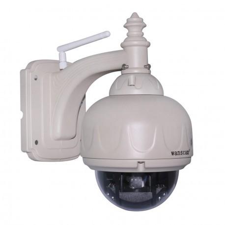 Caméra extérieure motorisée WIFI
