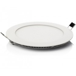Spot Led encastrable rond extra plat