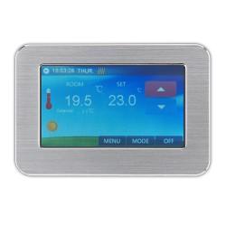 Thermostat tactile couleur pour