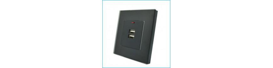 Prise USB avec transfo integré