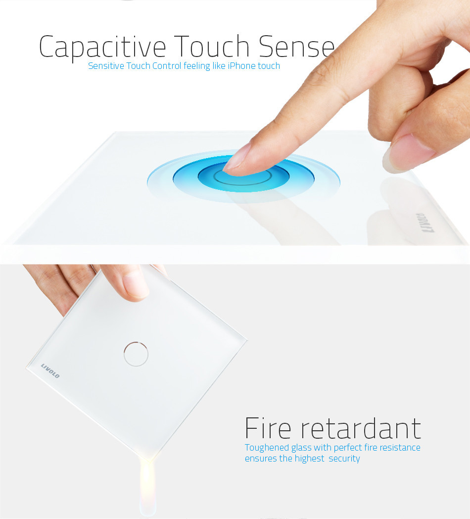 capacitive touch sense