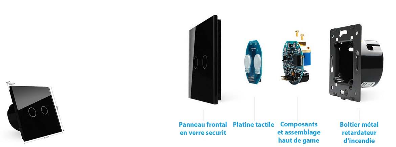 livolo france site officiel interrupteur tactile sensitif. Black Bedroom Furniture Sets. Home Design Ideas