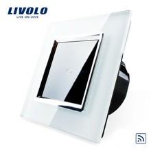 Interrupteur télécommandable tactile design livolo